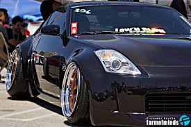 devil z wallpaper slammed rocket bunny 350z avant garde greddy 808hi350z for