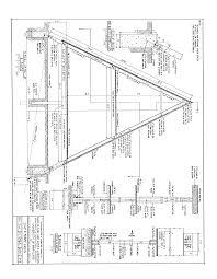 free a frame cabin plans free a frame cabin plans blueprints construction documents sds