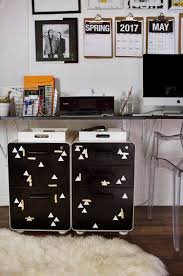 Chalk Paint On Metal Filing Cabinet The Best Paint For Metal Filing Cabinets D I Y Home Decor