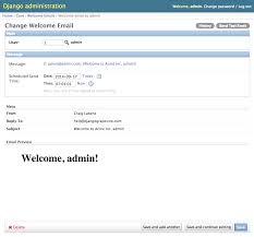 github craiglabenz django grapevine a comprehensive email suite