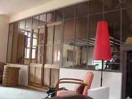 cloison vitree cuisine menuiserie ebenisterie ericdrai cloison vitrée