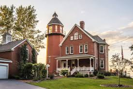 Lighthouse Floor Plans by For 1 5 Million Live In A Red Victorian Lighthouse Right Off
