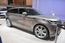 range rover velar inside first look 2018 range rover velar automobile magazine in 2018