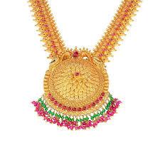 yellow jewelry necklace images Padmavati nimah convertible gold necklace online jewellery jpg