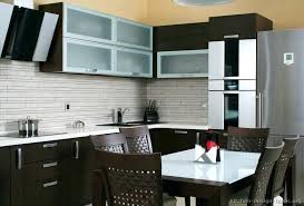 Contemporary Backsplash Ideas For Kitchens Wood Kitchen Backsplash Ideas