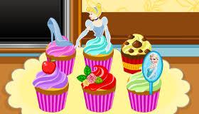 cupcakes façon disney jeu de cupcake jeux 2 cuisine