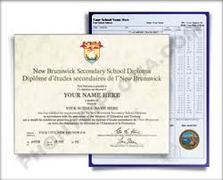 canadian high school online new brunswick canada high school diploma and