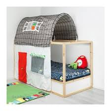 Bunk Bed Tents And Curtains Bunk Bed Tunnel Tent New Kura Bed Tent With Curtain Grey White