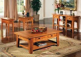 solid oak coffee table and end tables outdoor patio tables ideas