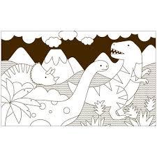 colouring book dinosaur u2013 lived green