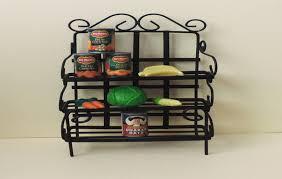 bakers racks corner bakers rack with wine storage with rack