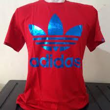 kaos adidas original quality t shirt clearance