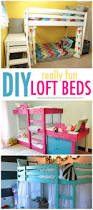 Free Loft Bed Woodworking Plans by Bunk Beds How To Build A Loft Bed Built In Bunk Bed Plans
