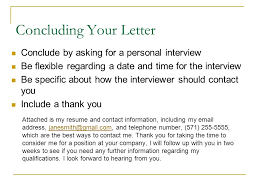 cover letters your first impression u2013 make it good ppt download