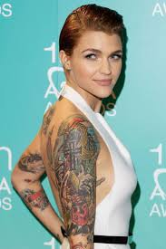 73 best ruby rose images on pinterest hairstyles beautiful