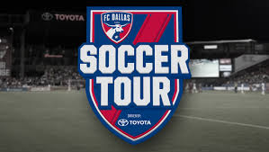 Fc Dallas Stadium Map by Fc Dallas Soccer Tour Driven By Toyota Fc Dallas