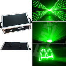 green laser light projector 2000w green laser stage show lighting projector for club dj party