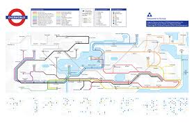 Fallout 3 Metro Map by Artist Reimagines Classic Video Game Maps As Subway Systems Obsev