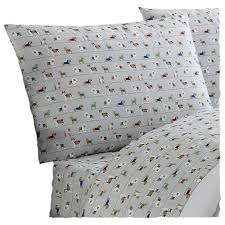 Sheet Sets Twin Xl Everyday Printed Dogs Twin Xl Sheet Set Multiple Dogs Queen