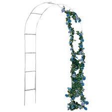 garden arch trellis arched trellis garden trellis miles kimball