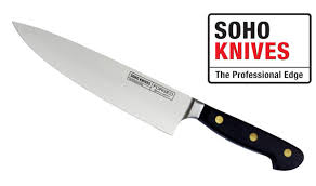 Kai Kitchen Knives by Soho Knives Forged And Black