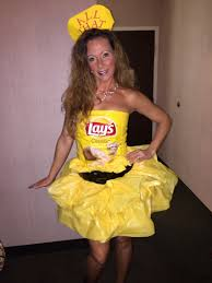 halloween duct tape all that and a bag of chips what a fun halloween costume i used