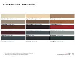 audi paint colors 28 images vwvortex audi quattro color codes