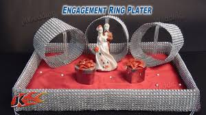 wedding platter diy engagement wedding ring platter how to make jk wedding