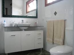 agreeable design ideas using rectangular brown wooden vanity
