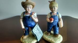 Home Interior Denim Days Figurines by Home Interior Old Man And Woman Pictures Rbservis Com
