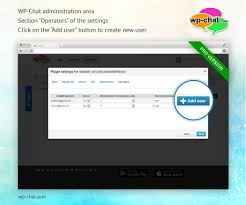 live chat administration area guideline
