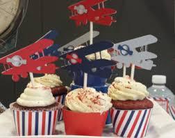 vintage airplane baby shower vintage airplane straws airplane baby shower airplane