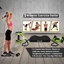 buy 5 minutes exercise roller online at best price in india on