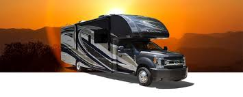Design Your Own Motorhome Chateau Super C Diesel Motorhomes Thor Motor Coach