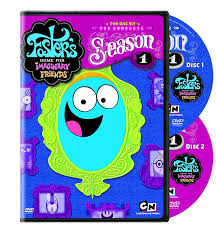 foster s home for imaginary friends fosters home for imaginary friends season 1 amazon ca various dvd