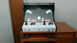 light gun arcade games for sale 2 light guns and 1 trackball on raspberry pi with retropie youtube