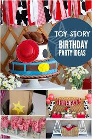 toy story party ideas for boys birthday parties spaceships and