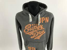 superdry hoodie m mens superdry official website blues superdry