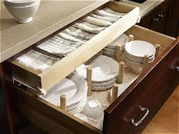 Cabinet Organizers For Dishes 11 Best Kitchen Organization Inserts Custom Cabinets