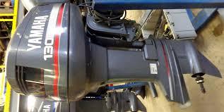 used 1995 yamaha s130txru 130hp 2 stroke outboard boat motor 25 u0026