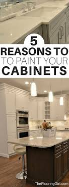 does painting kitchen cabinets add value 5 reasons to paint your kitchen cabinets the flooring