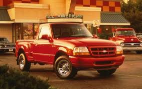 Ford Ranger Options 1998 Ford Ranger Information And Photos Zombiedrive