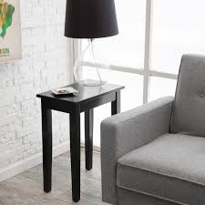 Small Side Chairs For Living Room by Turner Chair Side Table Espresso Hayneedle