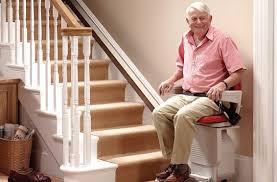 siege escalier l assurance sécurité sur des montes escaliers
