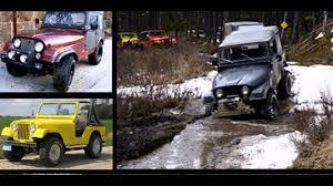 jeep islander 4 door jeep parts and accessories youtube