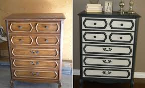Repurpose Changing Table by A Few Simple Ways Of Giving An Old Dresser A Fresh New Look