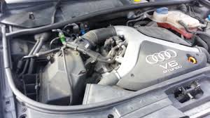 2001 audi a6 engine changing ignition coil on audi allroad 2 7t