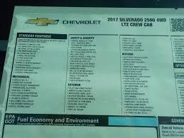 2017 chevrolet silverado 2500 crew cab ltz z71 4x4 duramax silver