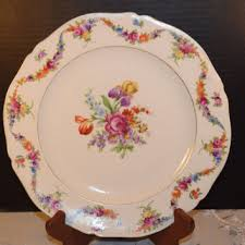 Shabby Chic Dinner Set by Best Floral China Dinner Plates Products On Wanelo