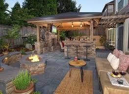 backyard kitchen saffroniabaldwin com
